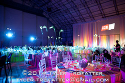 Provate Gala @ The Delta Hanger
