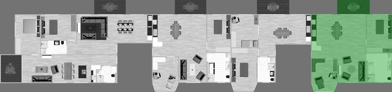 Stockwerk Wohnung 25