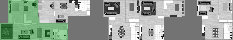 Stockwerk Wohnung 01