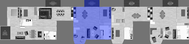 Stockwerk Wohnung 13