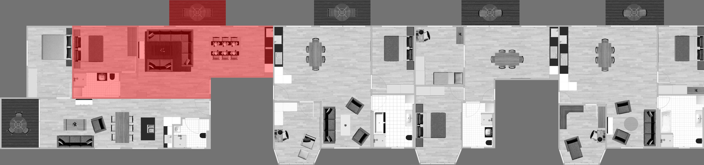 Stockwerk Wohnung 12