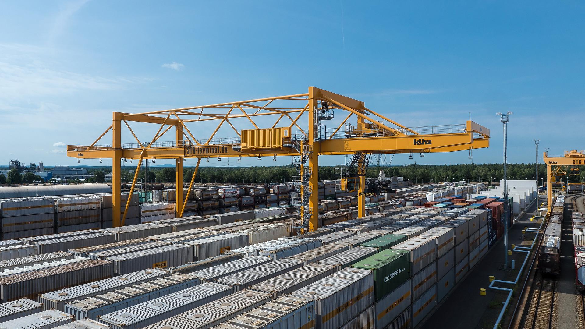 Terminal BASF Schwarzheide