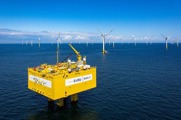 Windpark Baltic 2