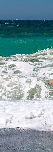 Spass am Meer