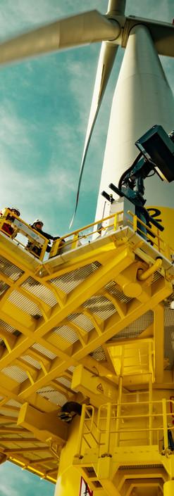 Industriefotografie-Offshoreanlage (Baltic2)