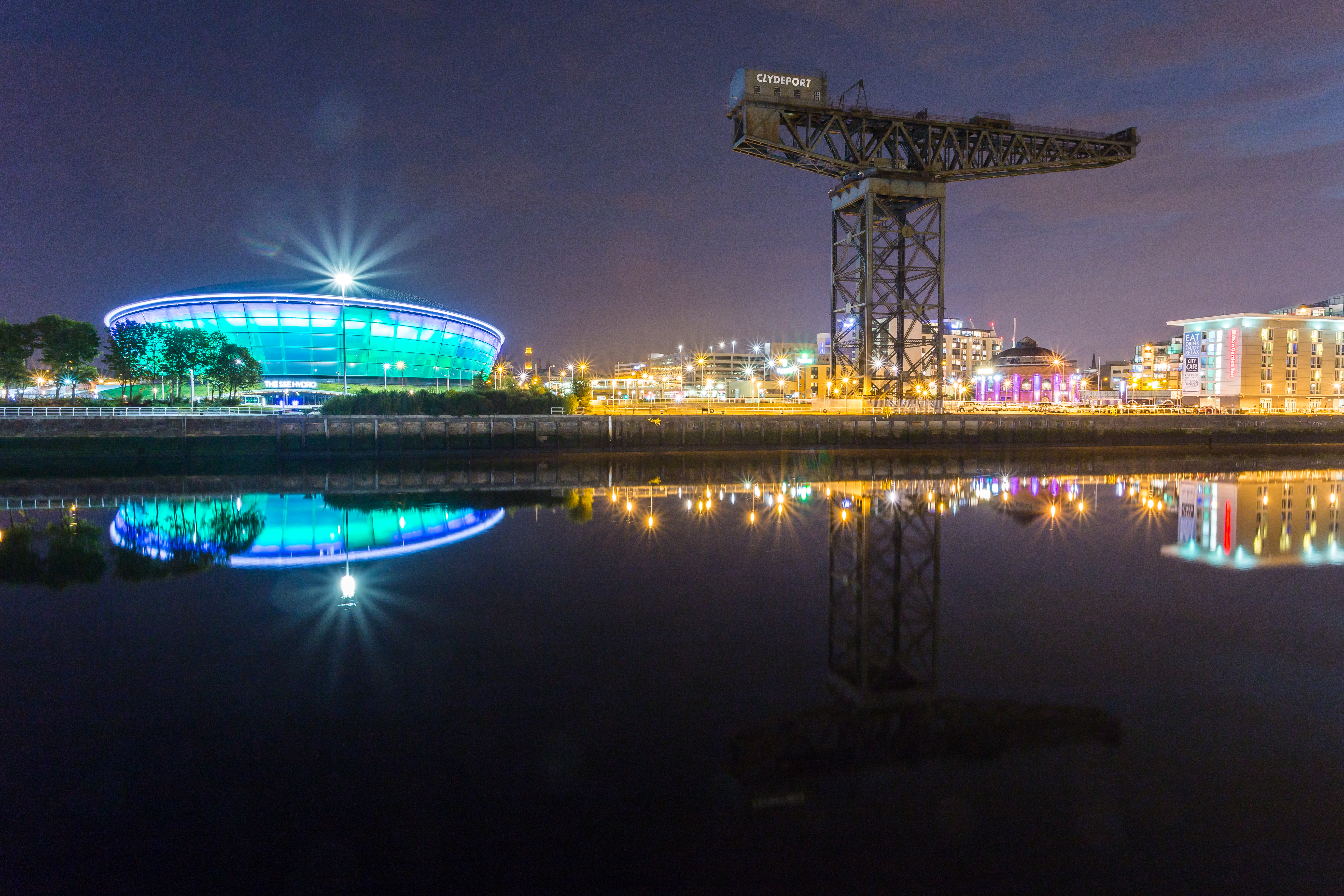 Hydro and Clydeport Crane  C7
