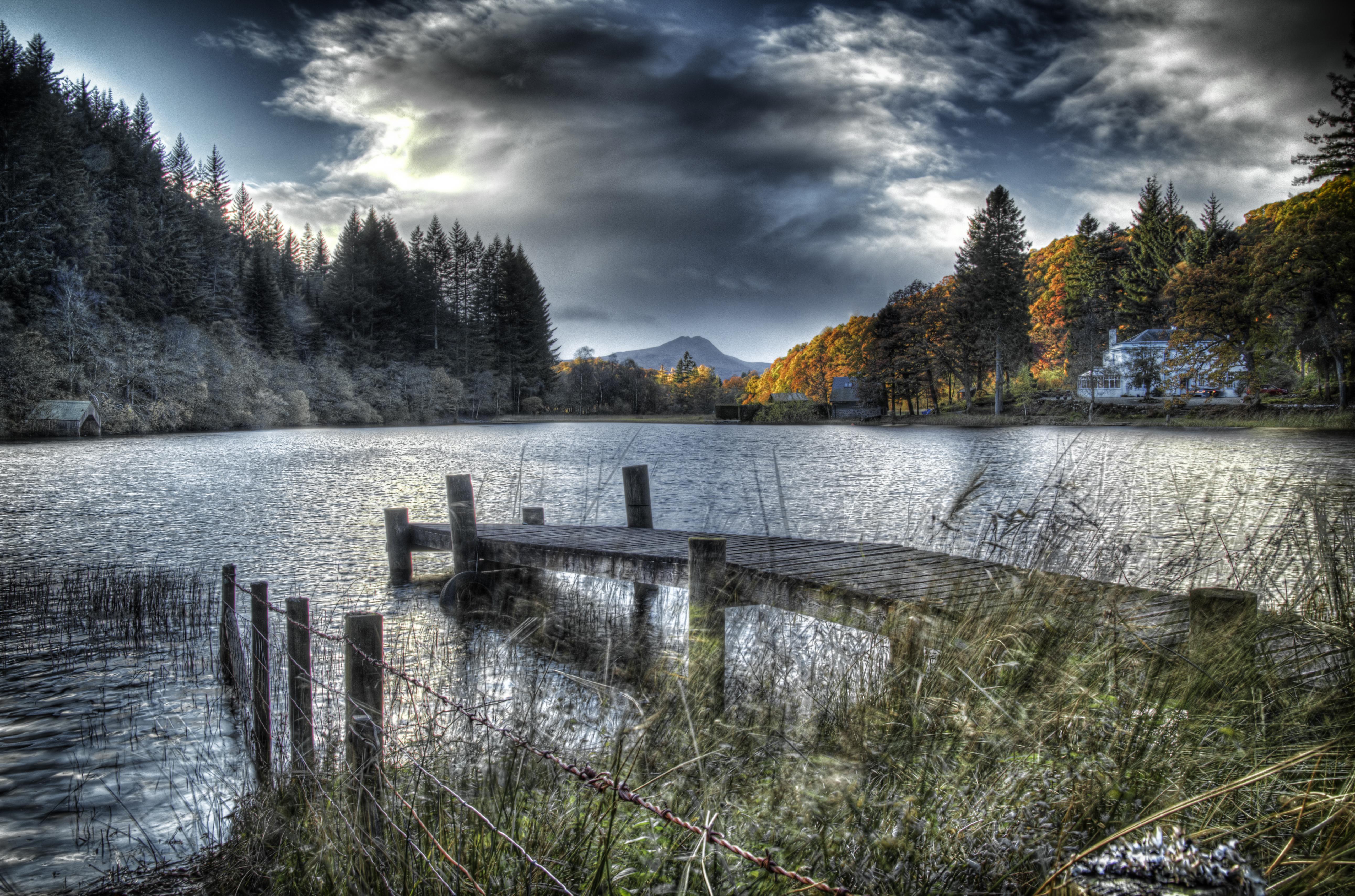 Loch Ard  LL3