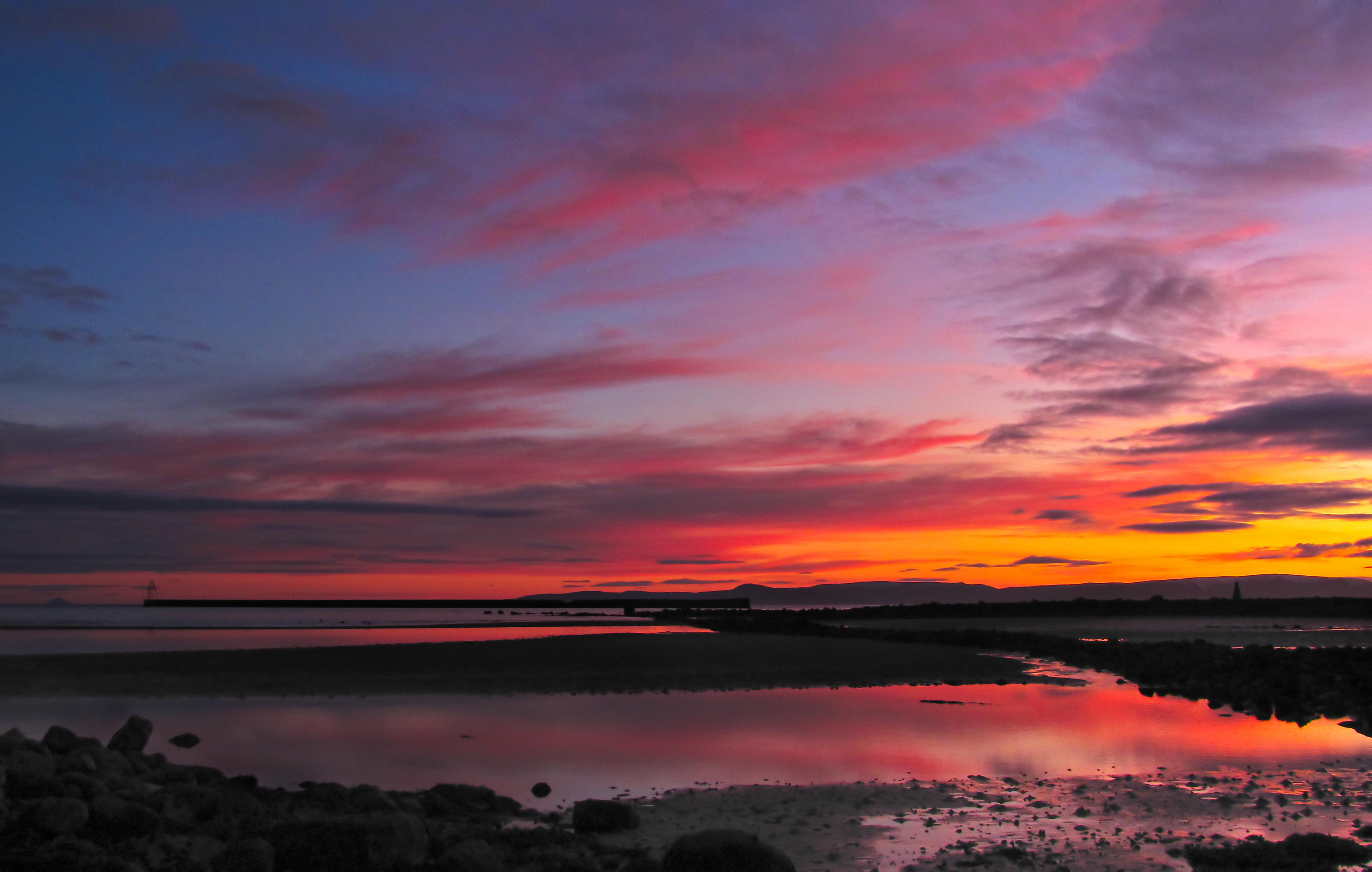 Rainbow Sunset S13