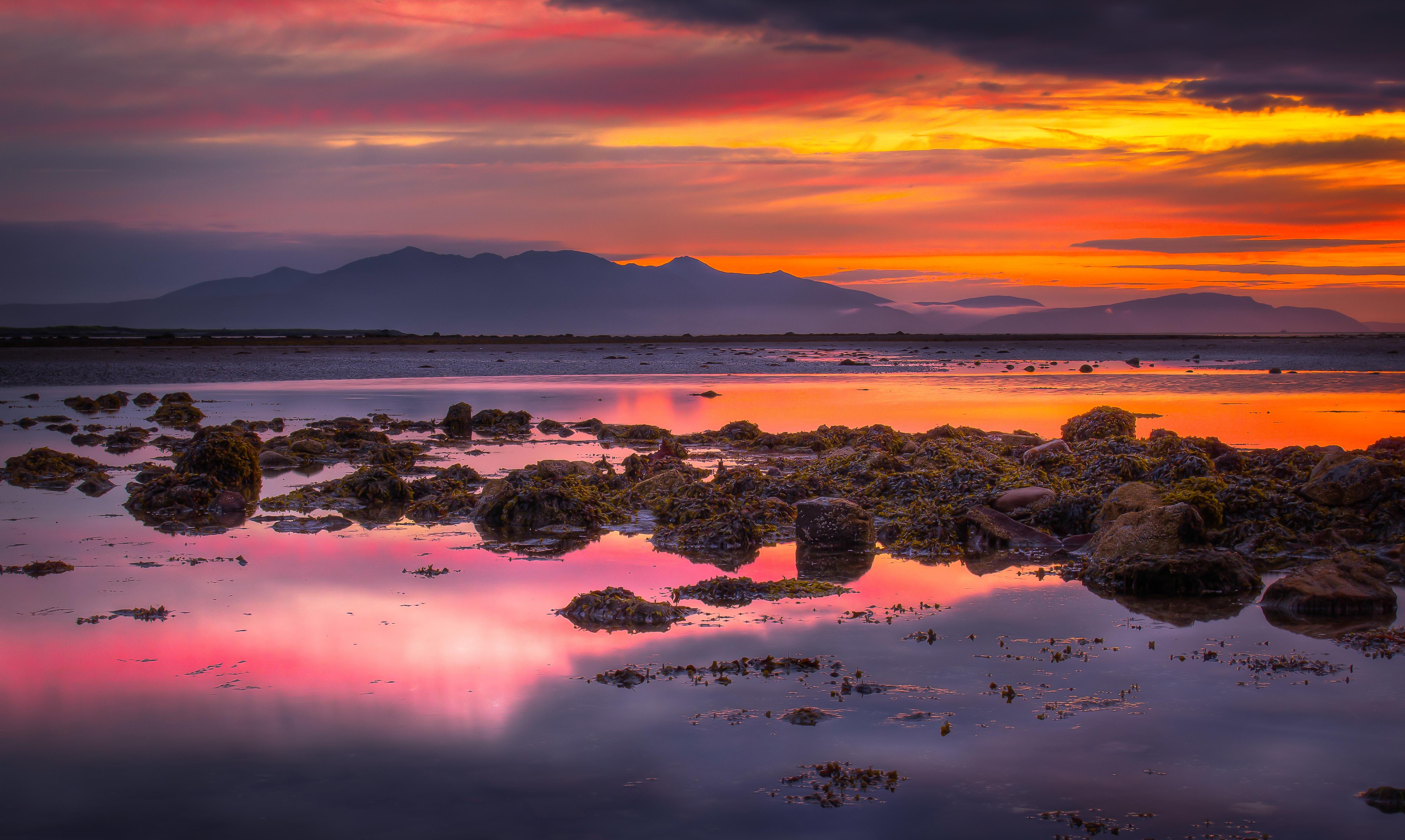 Arran Sunset  S18
