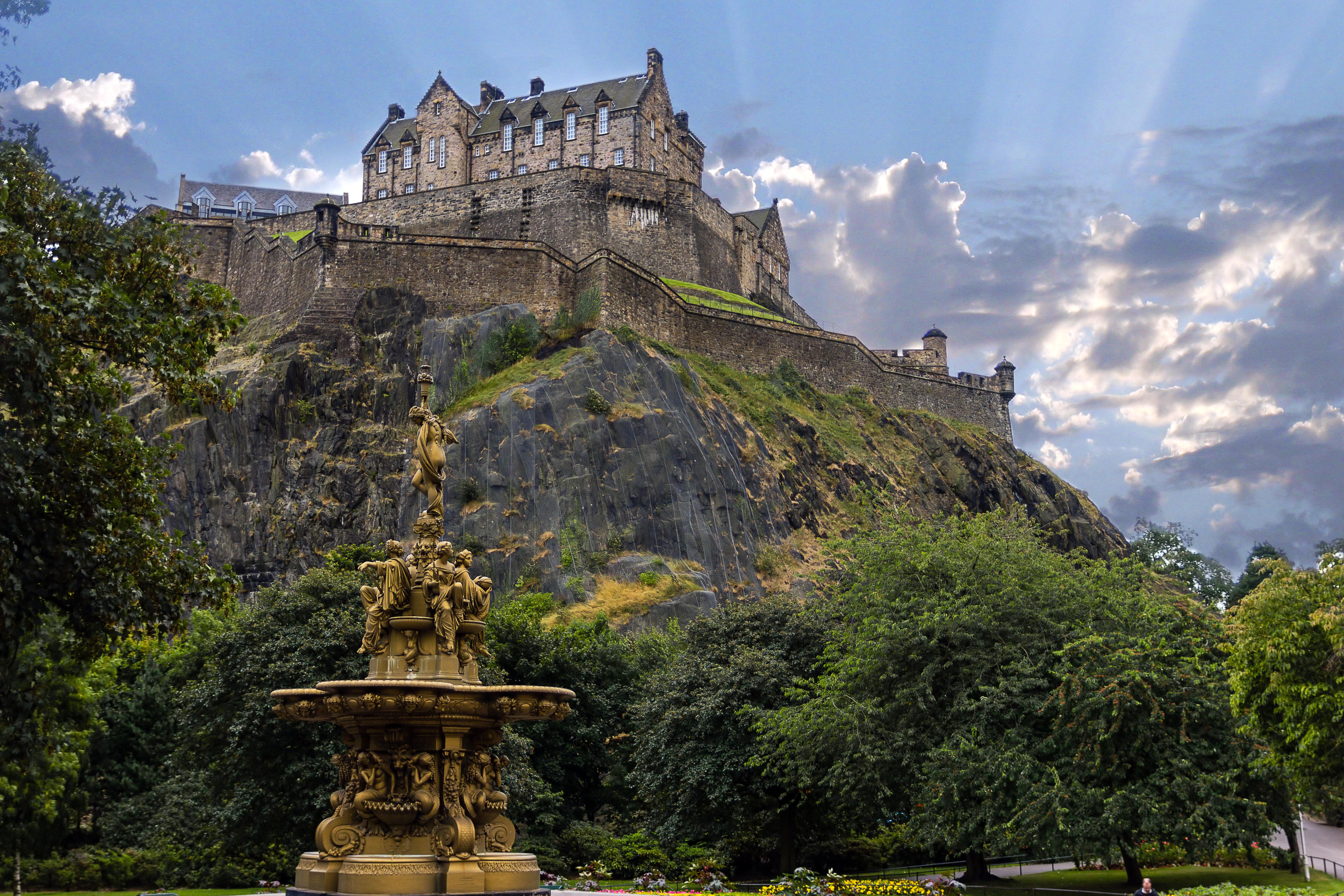 Edinburgh Castle G91