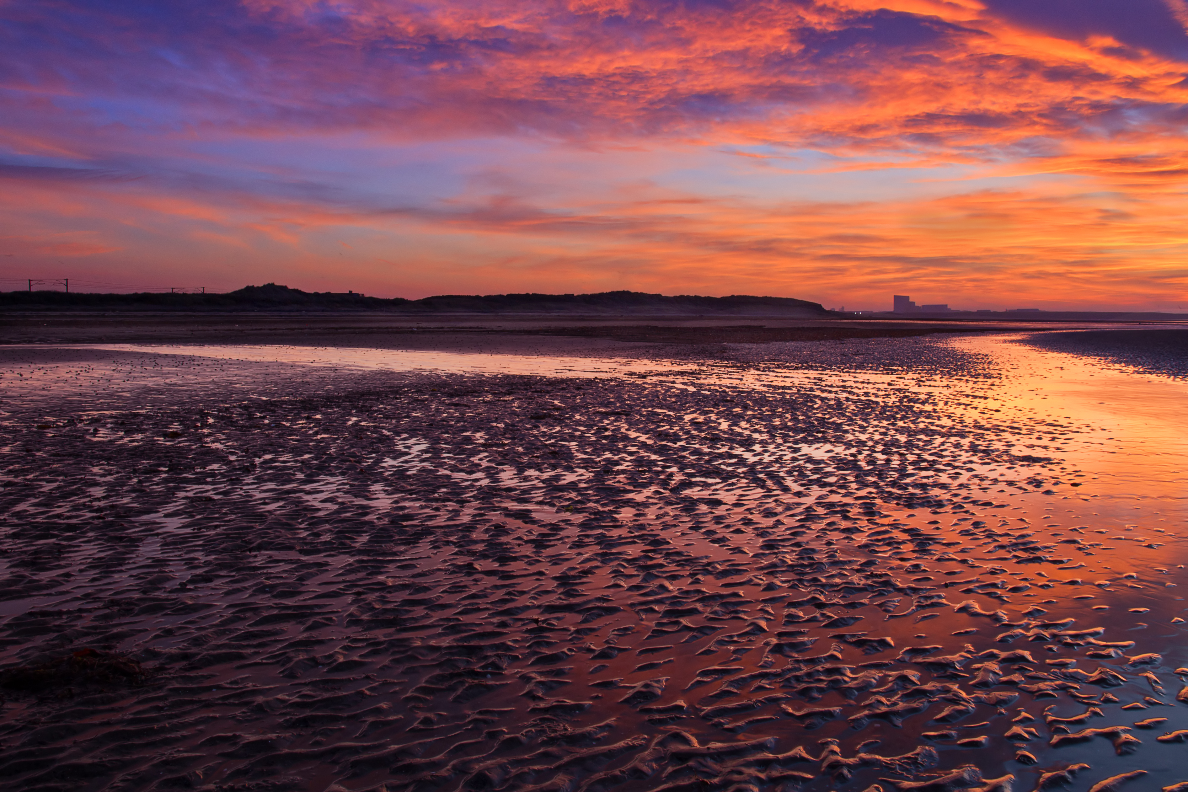Skyfire Morning at Saltcoats  S5