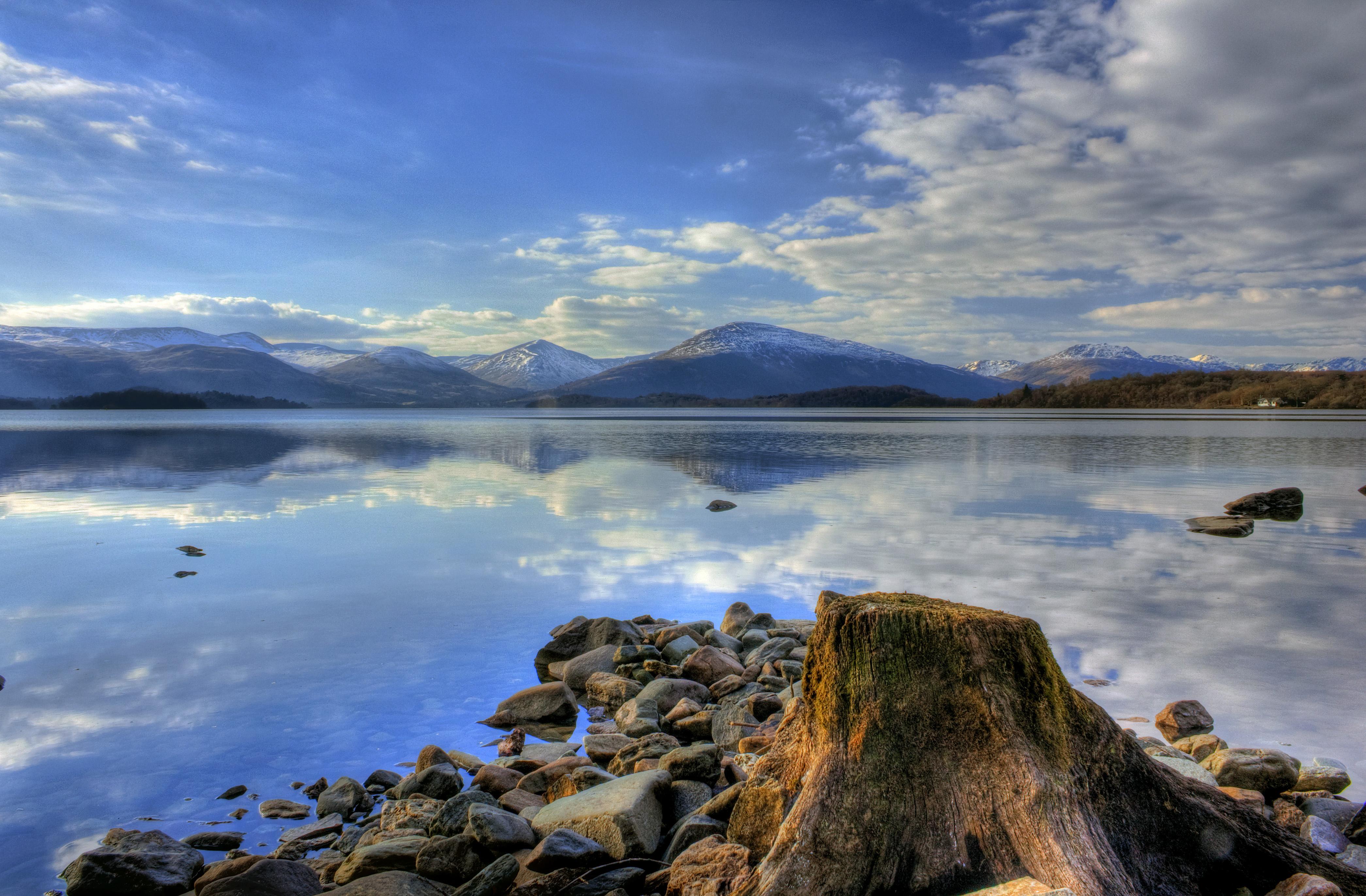Milarrochy Bay Loch lomond L6