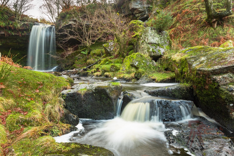 Glenburn Waterfalls L138