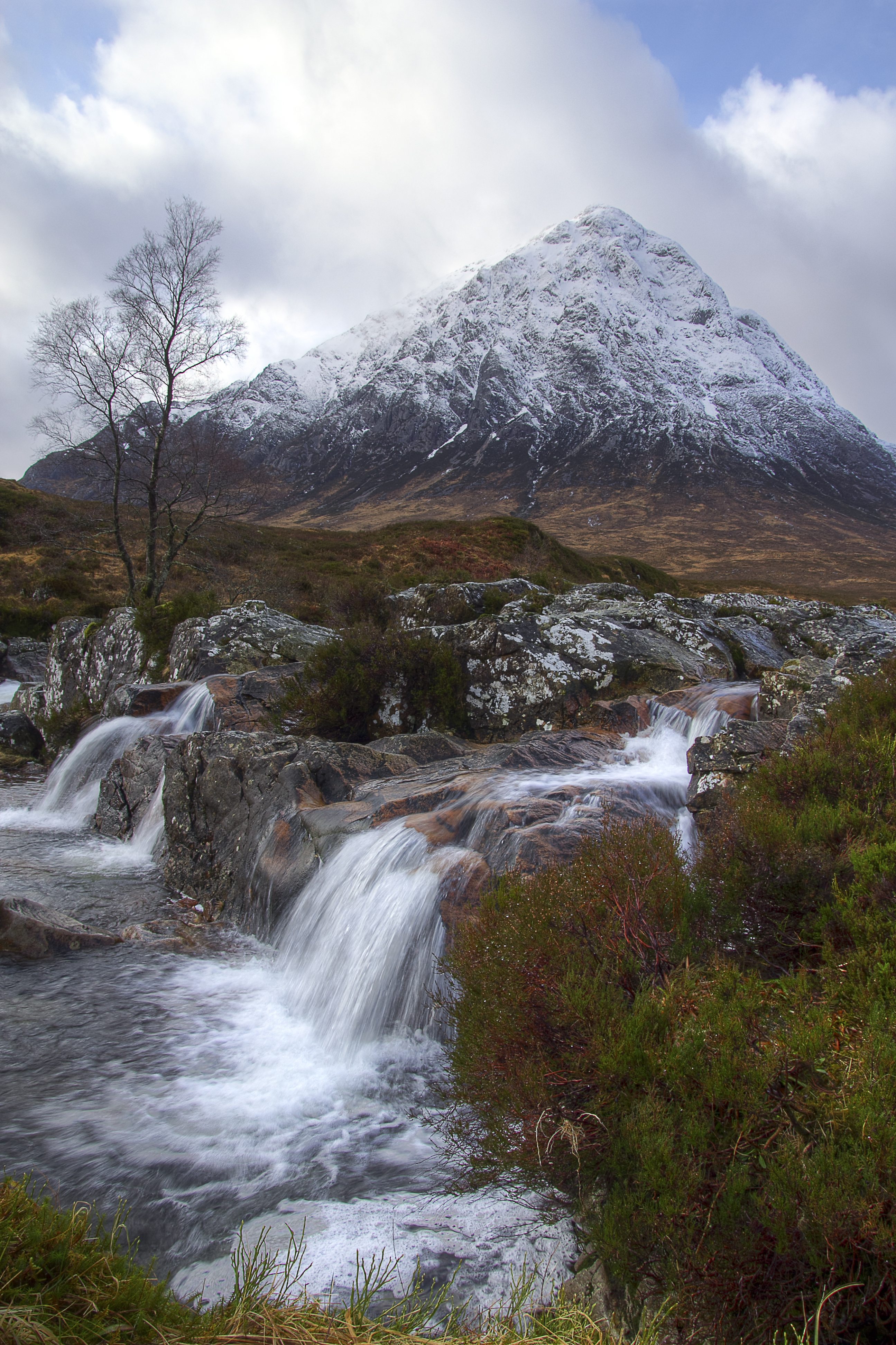 Winter on the Buachaille LL58