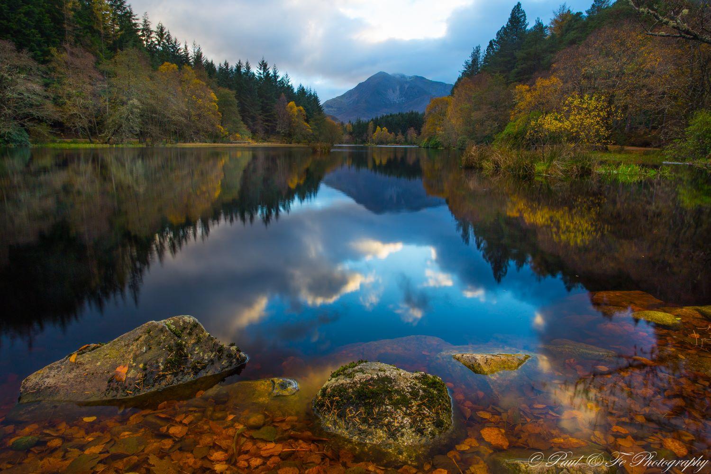Glen Coe Lochan   L92