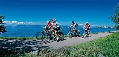 Séjours à vélo en Allemagne - Tour du lac de Contance - Meersburg