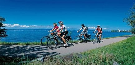 Séjours à vélo Allemagne - Lac de Constance -  Meersburg - Bike travel agency