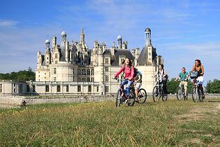 Séjours à vélo Loire - Blois - Amboise - Chenonceau - Châteaux - Bike travel agency