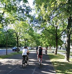 Tours guidés à vélo - Dijon Bike Tour