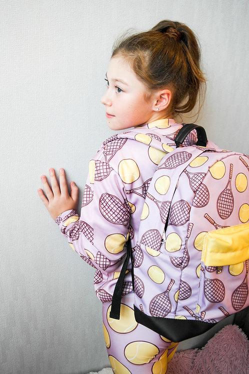 Рюкзак Теннис розовый