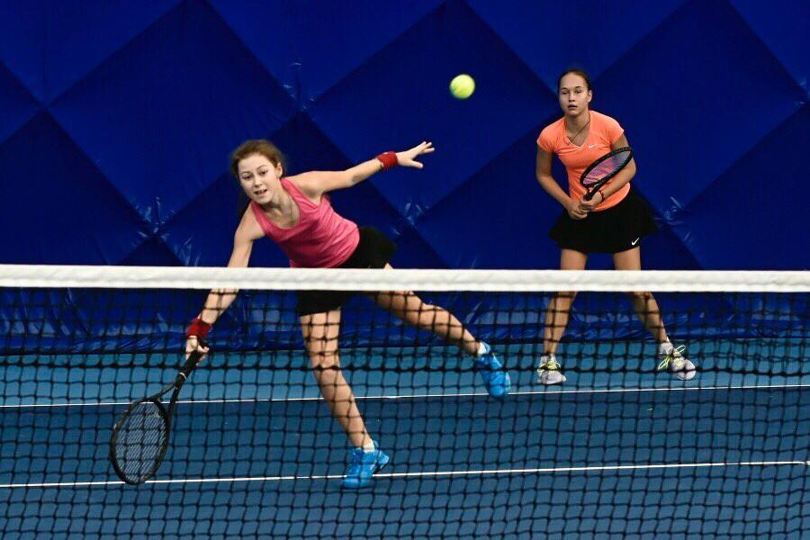 Ксения Зайцева, Кира Павлова, теннис