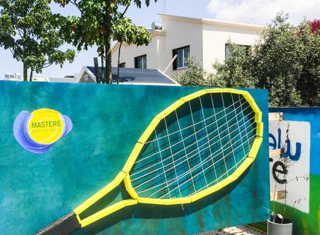 Кипрские турниры u16. Hellenic Bank Masters tennis academy в Никосии и Herodotou tennis academy в Ла