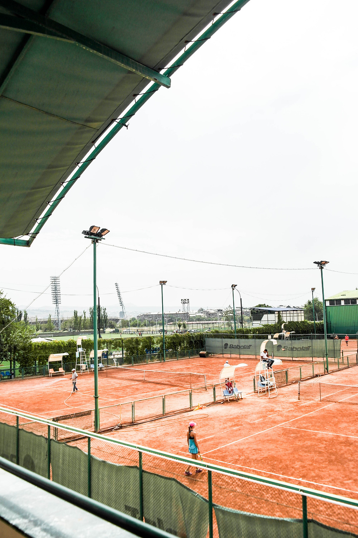 армения теннисный клуб