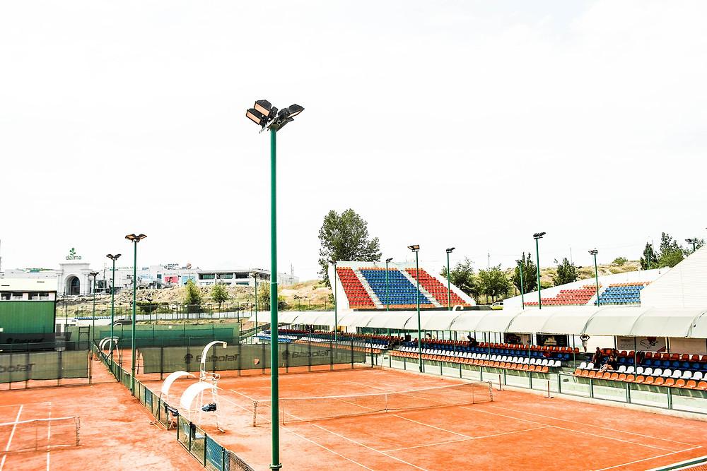 Ереван теннис