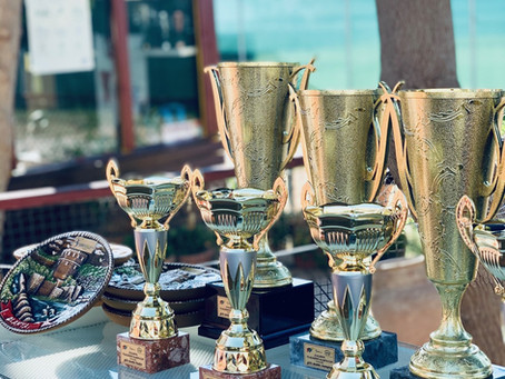 Турция, два турнира ITF Junior grade 3