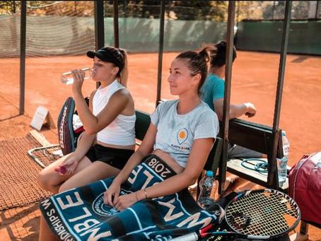 Теннис в Сербии. Особая программа поддержки теннисистов.