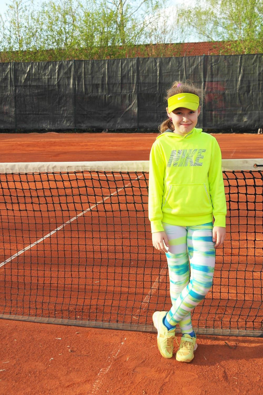 Ксения зайцева теннис