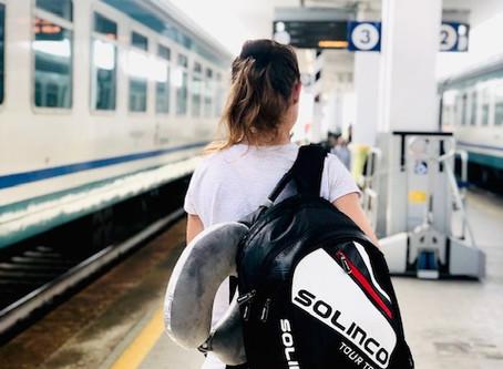 Теннисные корты в Foligno, наш итальянский турнир Tennis Europe, 1 категория