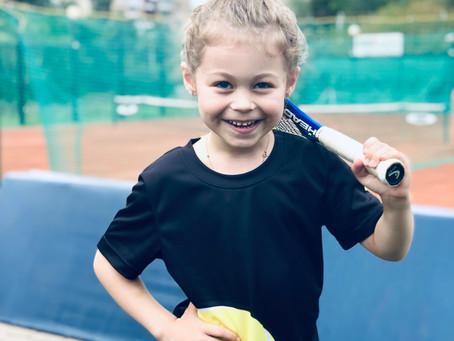 Теннис для малышей. Единая российская теннисная лига 10S «Minitennis».