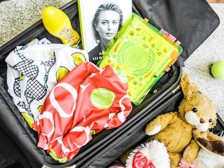 Планирование поездки на турнир. Factsheet турнира. Что положить в чемодан?