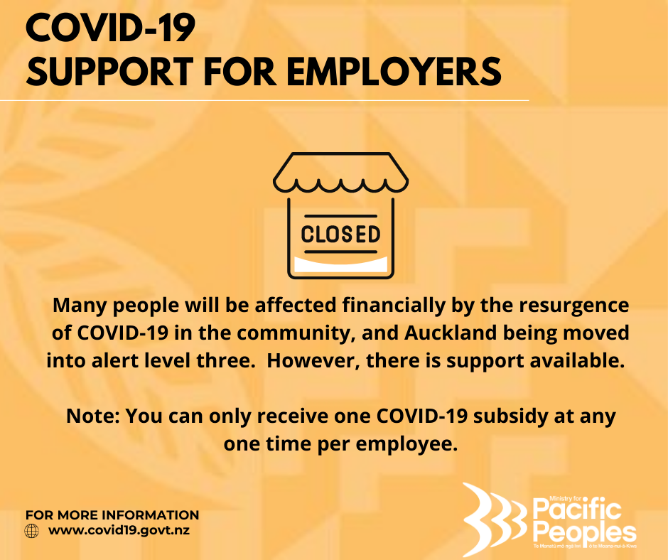 Employers Support