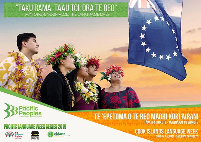 Cook Island Language Week 2019