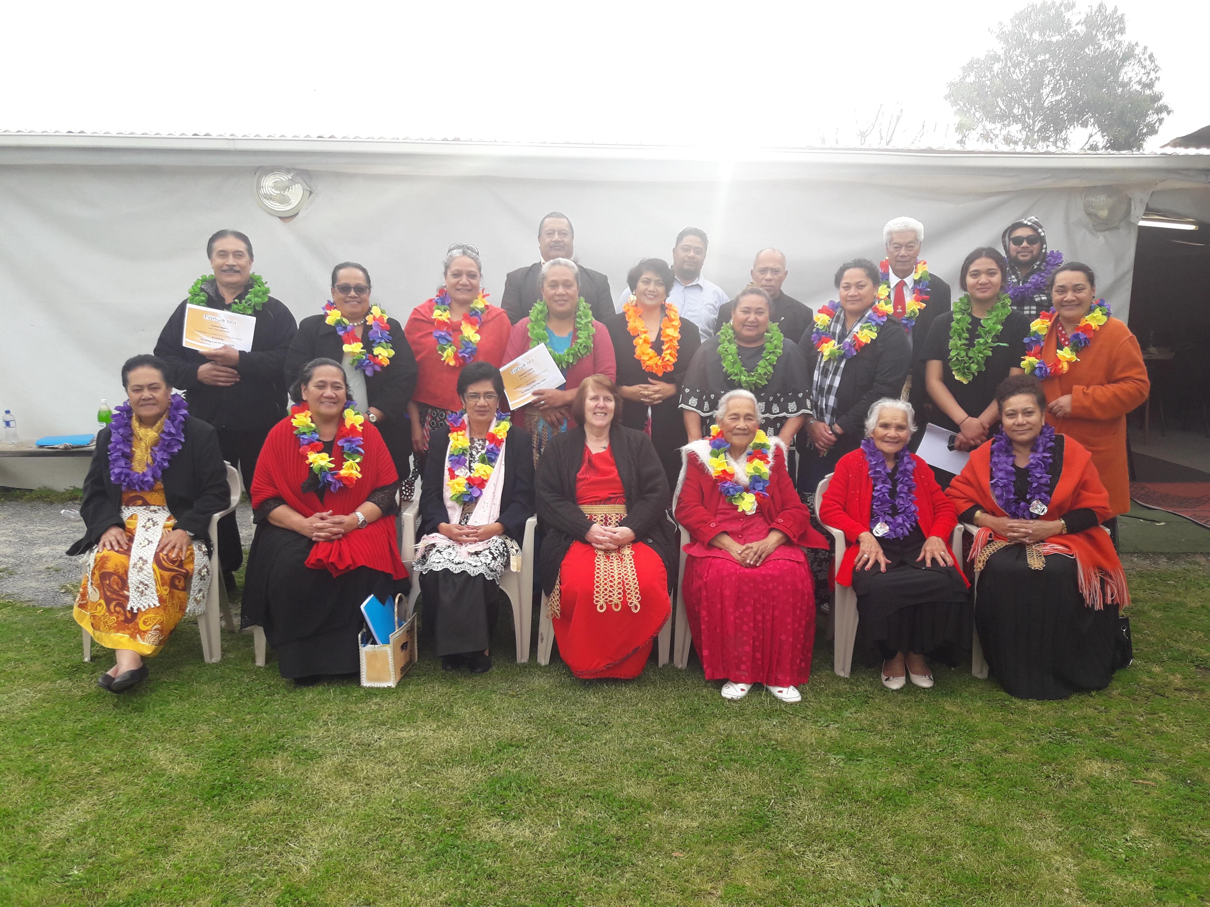 Tonga Konsisitutone Church