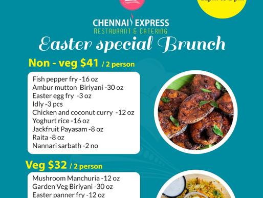 Easter Special Brunch