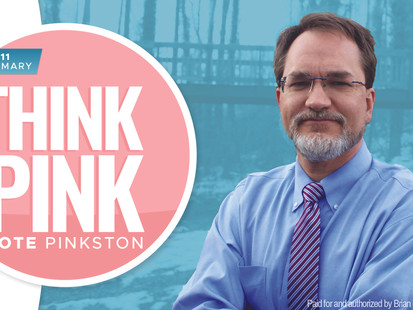 Supporters Rally to Think Pink this Election Season