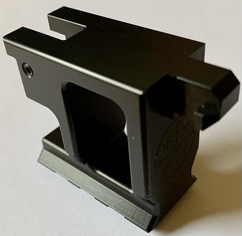 Bayonet Lug Extender - Adapter with Picatinny Rail