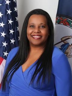 Delegate Charniele Herring