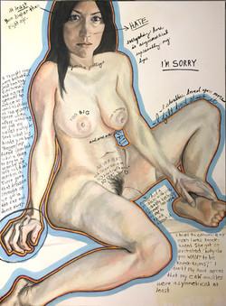 Portrait of Female Flesh