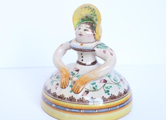 פסלון ספרדי מתוק (מחזיק קטורת?)