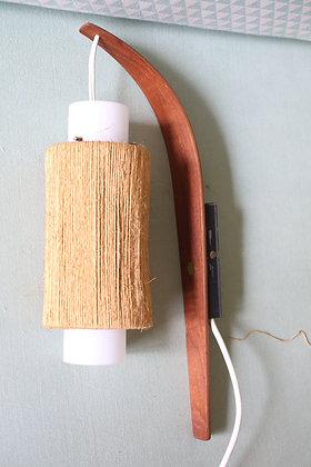 מנורת קיר וינטג' מאורכת