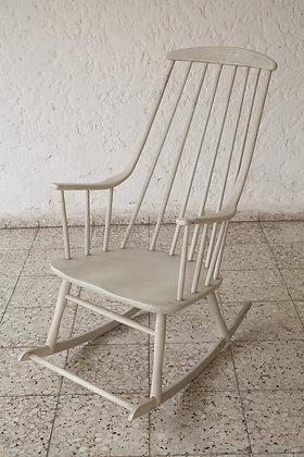 כסא נדנדה וינטג' מהמם