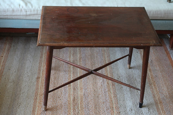 שולחן צד יפהפה עץ מלא