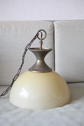מנורת תלייה מורנו משנות החמישים