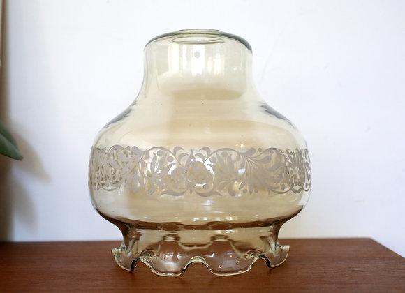 אהיל זכוכית ענוג ללא חיווט