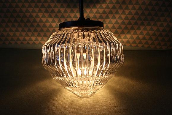 מנורת זכוכית יחידה אחת, יפהפיה