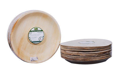 """Round Plate 7"""" (Pack of 25)"""